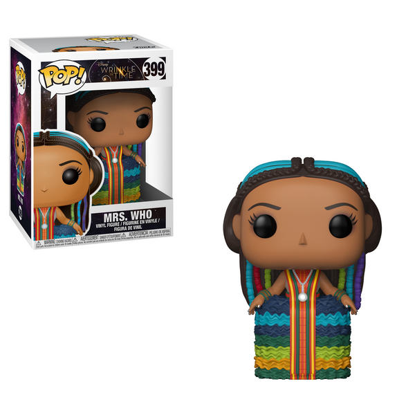 Funko POP! Disney: A Wrinkle in Time - Mrs. Who