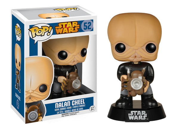 Pop! Star Wars Vinyl Nalan Cheel