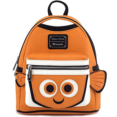 Loungefly Finding Nemo Mini Faux Leather Backpack