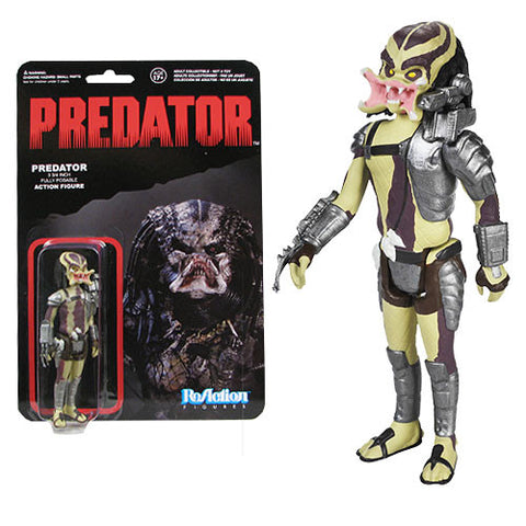 ReAction Figure Open Mouth Predator