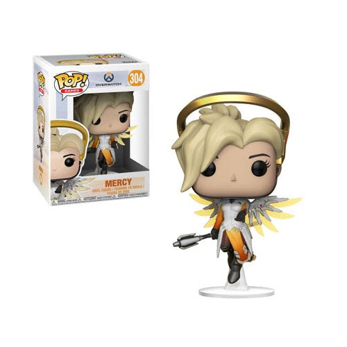 Funko POP! Games: Overwatch - Mercy