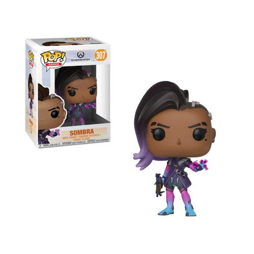 Funko POP! Games: Overwatch - Sombra