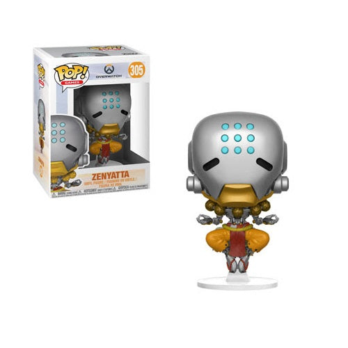 Funko POP! Games: Overwatch - Zenyatta
