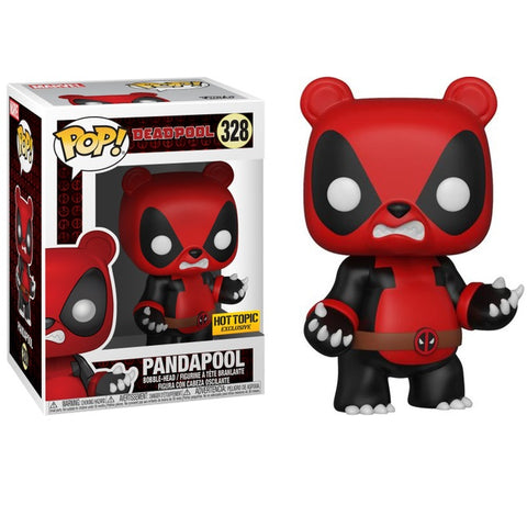 Funko Pop! Marvel: Deadpool - Pandapool #328 Hot Topic Exclusive (Buy. Sell. Trade.)