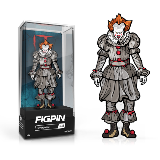 FiGPiN IT Chapter Two - Pennywise #215 (Coming Soon)