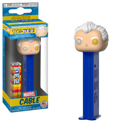 Funko Pop! PEZ: Marvel - Cable