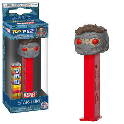 Funko Pop! PEZ: Marvel - Star Lord