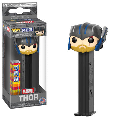 Funko Pop! PEZ: Marvel - Thor (Coming Fall)