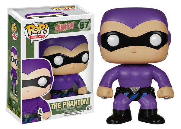 Pop! Heroes Vinyl The Phantom