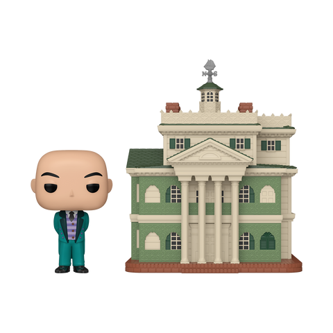 Funko POP! Town: Disney Parks- The Haunted Mansion W. Butler (Coming September 2020)