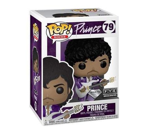 Funko POP Rock: Prince Diamond Collection FYE Exclusive (Buy. Sell. Trade.)