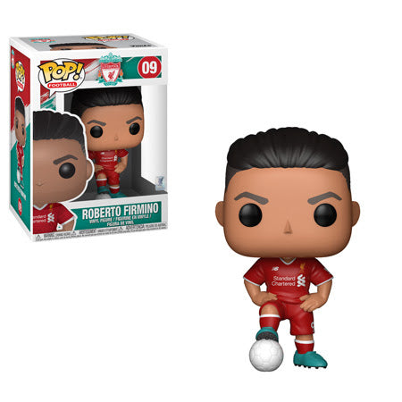 Funko POP! Football: Liverpool - Roberto Firmino
