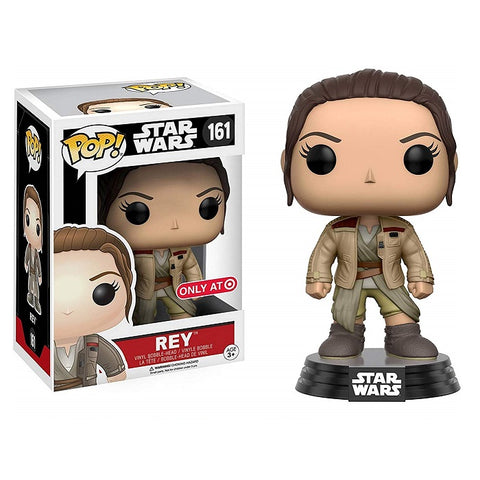 Funko Pop! Star Wars: Rey Target Exclusive (Buy. Sell. Trade.)
