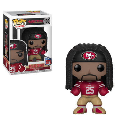 Funko POP! Football: NFL 49ers - Richard Sherman