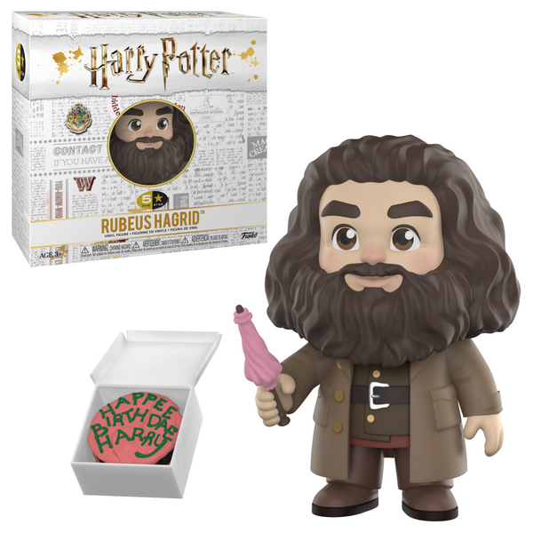 Funko 5 Star: Harry Potter - Rubeus Hagrid