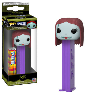 Funko Pop! PEZ: Nightmare Before Christmas - Sally