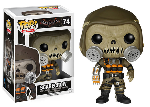 Pop! Games Vinyl Arkham Knight Scarecrow
