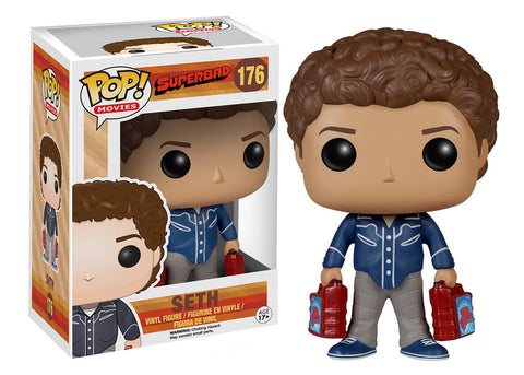 Pop! Movies Vinyl Superbad Seth