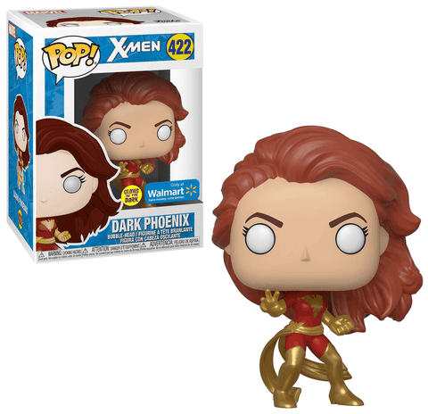 Funko Pop! Marvel: Dark Phoenix 422 (GITD) Walmart Exclusive ( Buy. Sell. Trade)