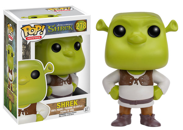 POP! Movies Shrek Shrek