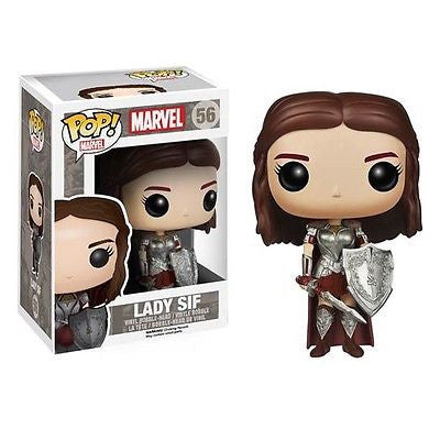 Pop! Heroes Vinyl Thor The Dark World Lady Sif