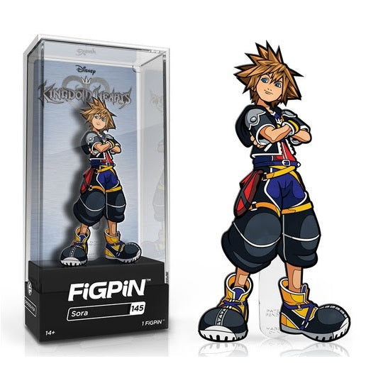 FiGPiN Kingdom Hearts - Sora