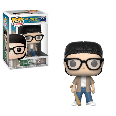 Funko POP! Movies: The Sandlot - Squints