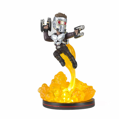 Star-Lord Light-Up Q-Fig FX Diorama