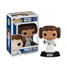 Pop! Star Wars Vinyl Princess Leia