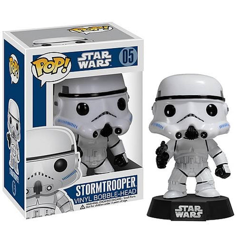 Pop! Star Wars Vinyl Stormtrooper