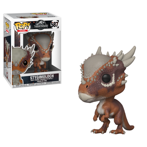 Funko POP! Movies: Jurassic World: Falling Kingdom - Stygimoloch