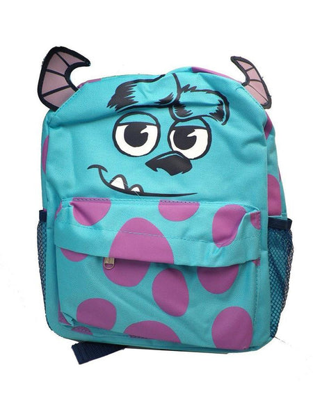 Disney Monsters Inc Sulley Face Backpack