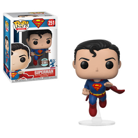 Funko POP! Heroes: Superman 80th Anniversary Specialty Series