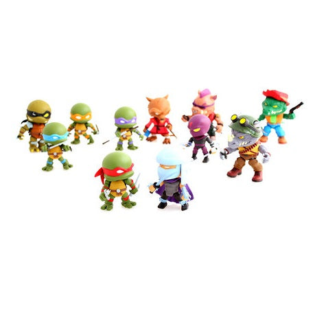 The Loyal Subjects Teenage Mutant Ninja Turtles Wave 2 Blind Box