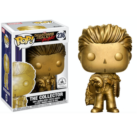 Funko Pop! Marvel: Guardians of the Galaxy - The Collector Disney Park Exclusive (Buy. Sell. Trade.)