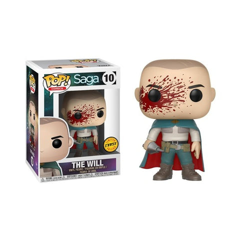 Funko POP! Comics: Saga - The Will CHASE