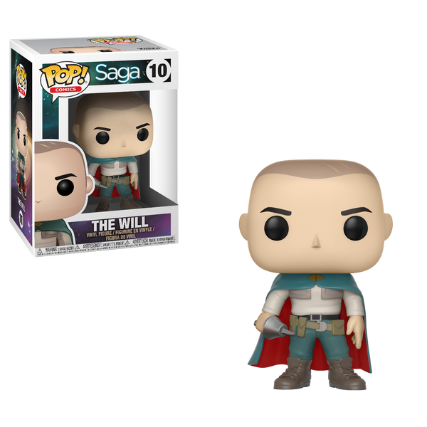 Funko POP! Comics: Saga - The Will