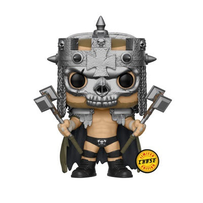 Funko POP! WWE: Triple H Skull King CHASE