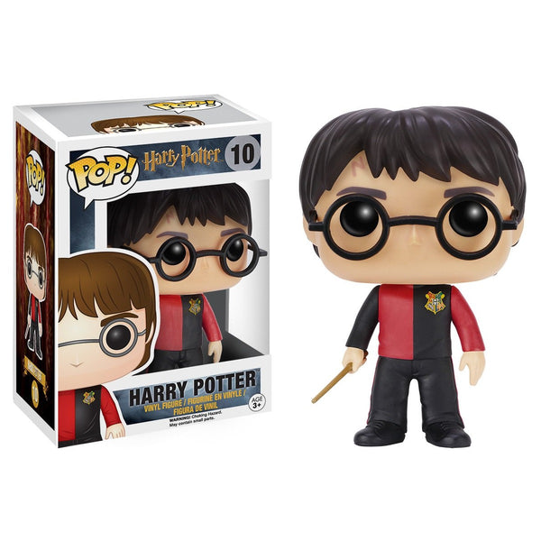 Funko POP! Movies Harry Potter Harry Triwizard
