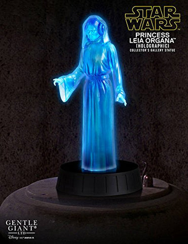 Star Wars Princess Leia Organa (Hologaphic) 1:8 Scale Statue -2017 Convention Exclusive (Buy. Sell. Trade.)