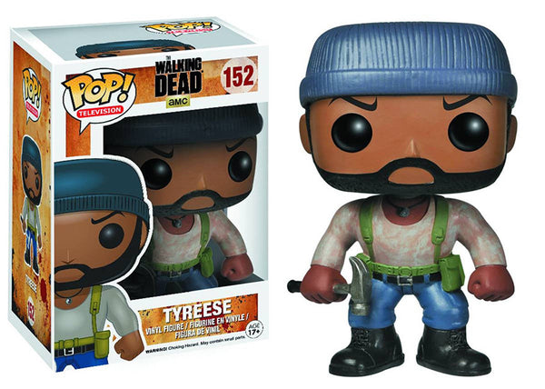 Pop! Television Vinyl The Walking Dead Tyreese