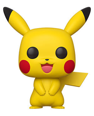 "Funko POP Games: Pokemon- 18"" Pikachu (Coming Soon)"
