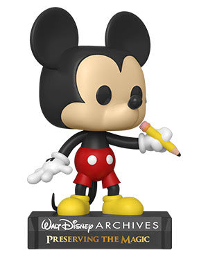 Funko Pop! Disney: Archives - Classic Mickey (Coming Soon)
