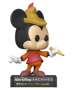 Funko Pop! Disney: Archives - Tailor Mickey (Coming Soon)