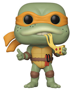 Funko Pop! Television: TMNT- Michelangelo (Coming Soon)
