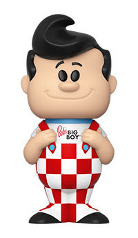 Funko Vinyl SODA: Ad Icon - Bob's Big Boy Chance of Chase (Coming Soon) London Toy Fair Reveals