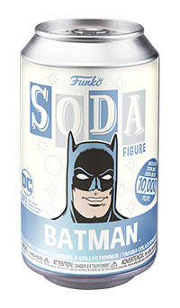 Funko Vinyl SODA: DC - Batman Chance of Chase (Coming Soon) London Toy Fair Reveals