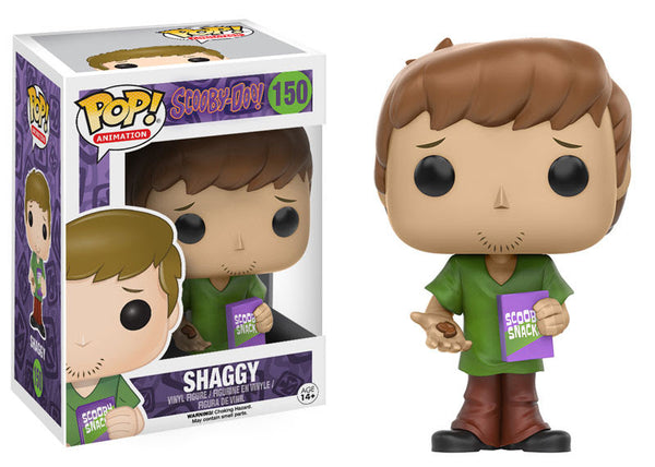 Funko POP! Animation: Scooby-Doo - Shaggy