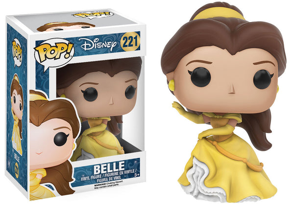Pop! Disney Beauty & the Beast Belle