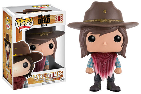 Funko Pop! Television: The Walking Dead - Carl Grimes